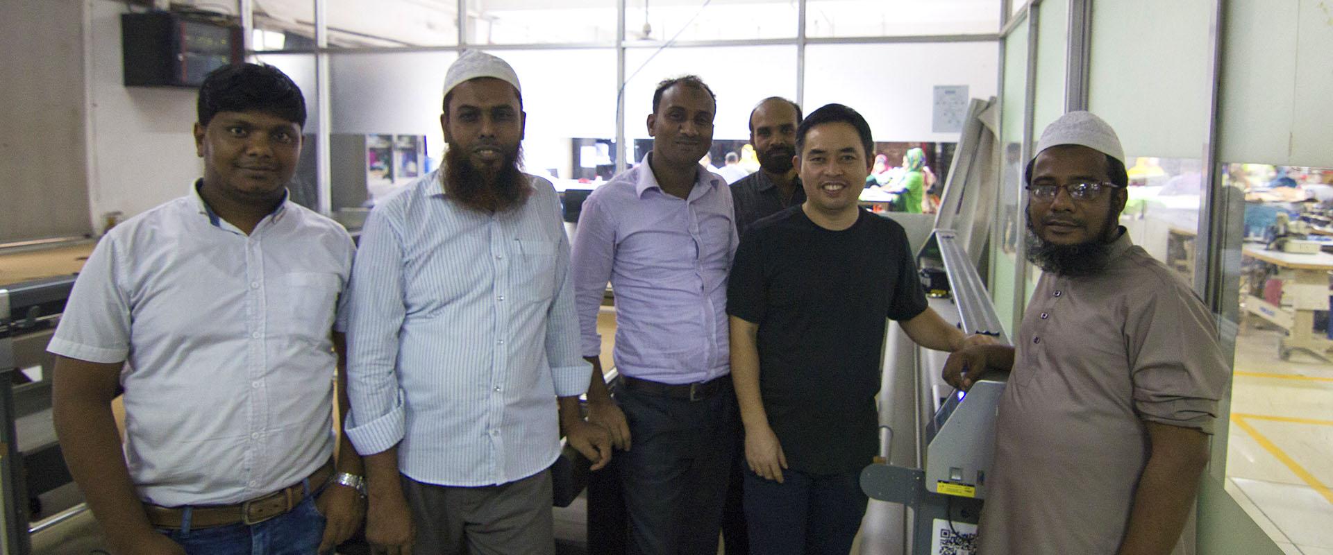 CAD Room Workers